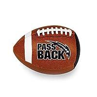 Fútbol compuesto oficial de Passback, mayores de 14 años, fútbol de entrenamiento de escuela secundaria