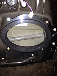 Front Door Speaker Adapter. Lexus & Toyota: Car Electronics