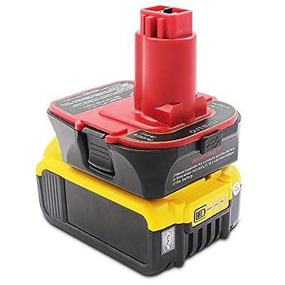 Waitley for DeWalt DCB205 20V 5A 6A Battery
