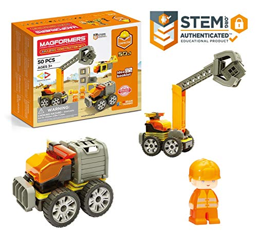 Magformers Amazing ConstructionSet
