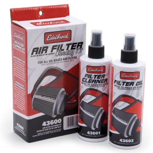 Edelbrock EDL-43600 Air Filter Cleaning Kit