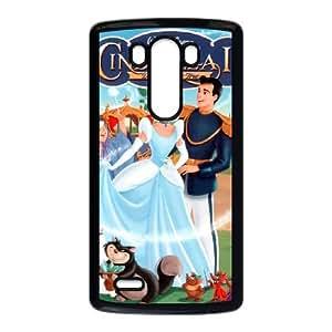 Cinderella II Dreams Come True LG G3 Cell Phone Case Black lahw