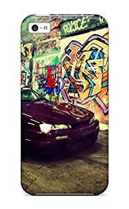 New Fashion Premium Tpu Case Cover For Iphone 5c - Nissan Silvia
