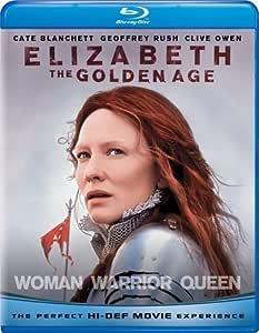 Elizabeth: The Golden Age [Blu-ray]