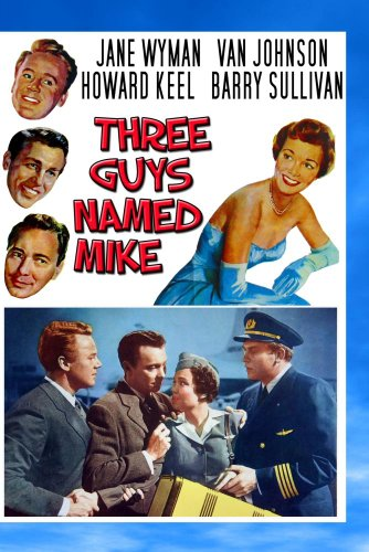 - Three Guys Named Mike