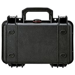 Pelican 1170 Case with Foam (Camera, Gun, Equipment, Multi-Purpose) - Black