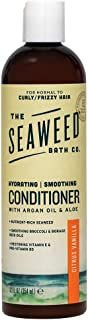 product image for The Seaweed Bath Co. Smoothing Conditioner, Citrus Vanilla, Natural Organic Bladderwrack Seaweed, Vegan and Paraben Free, 12oz