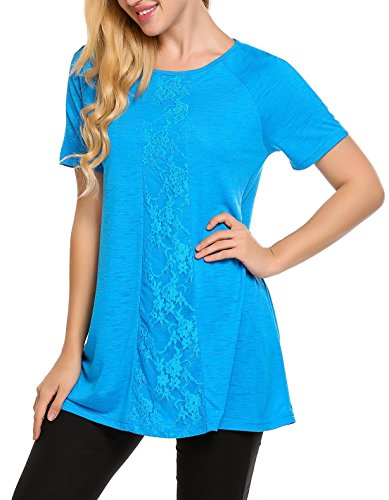Cotton Chiffon Women T-shirt - 5