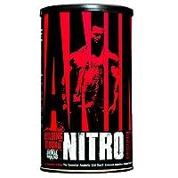 Animal Nitro - Aminoácidos esenciales con BCAA para recuperación y crecimiento - 44 unidades