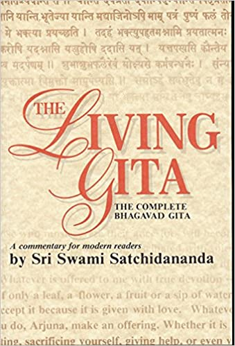 The living gita the complete bhagavad gita a commentary for the living gita the complete bhagavad gita a commentary for modern readers sri swami satchidananda swami satchidananda 9780932040275 amazon fandeluxe Image collections