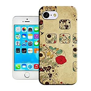 Fashion Case Butiful pictures art painting top quality iPhone 5C case cover for Z37oRygVDyR sale by LeTian case cover