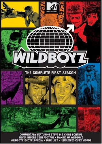 Wildboyz - The Complete First Season (First Weather)