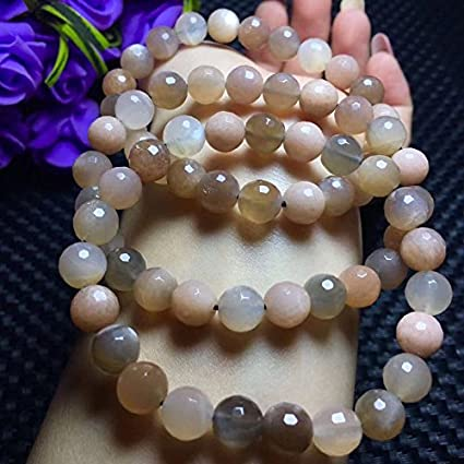 Review Special natural color moonstone