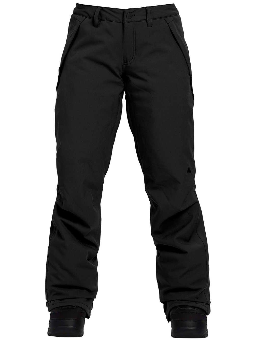 Noir XXS Burton Society Pantalon de Snowboard Femme