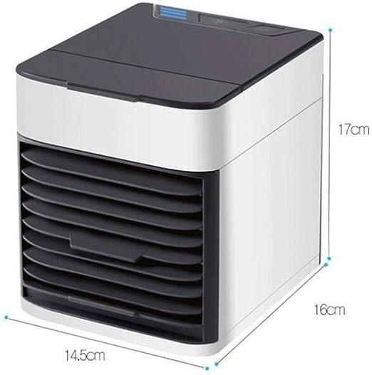 Espacio portátil Mini acondicionador de aire del ventilador ...