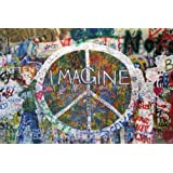 NMR 89105 Imagine Wall Decorative Poster
