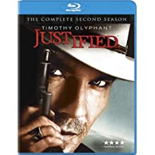 Justified: Season 2 [Blu-ray] (2011)