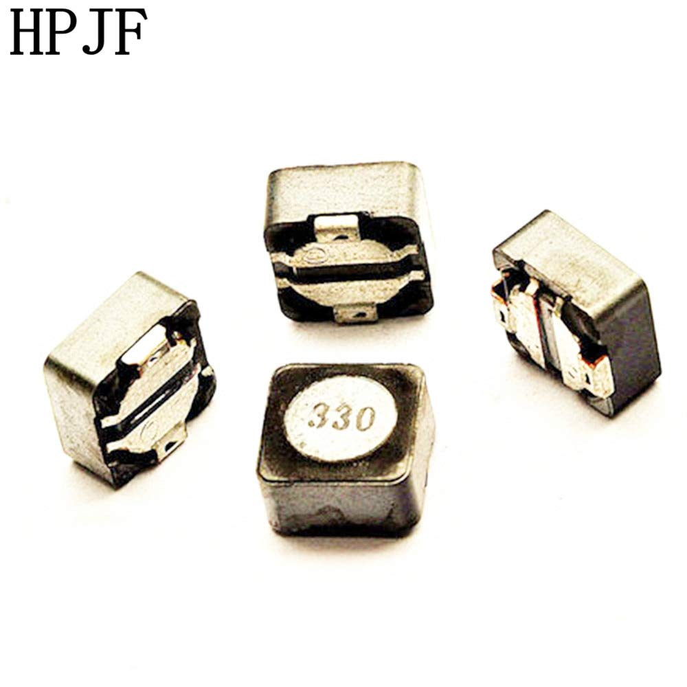 Value of Resistance: 4.7UH Maslin 10pcs//lot Shielded Chip Inductor SMD Power Inductors 774MM 2.2//3.3//4.7//10//22//33//47//68//100//220//330//470UH CDRH74