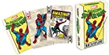 Marvel Comics The Amazing Spiderman Playing Card Game by Aquarius