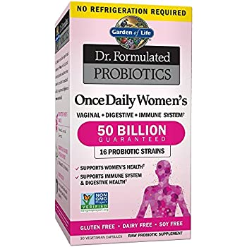 Garden Of Life Whole Food Probiotic Supplement Primal Defense Ultra Ultimate