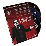 MMS David Regal In The UK - 3 DVD Set by David Regal - DVD