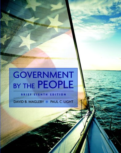 Govt.By People:2009 Brief Ed. Text