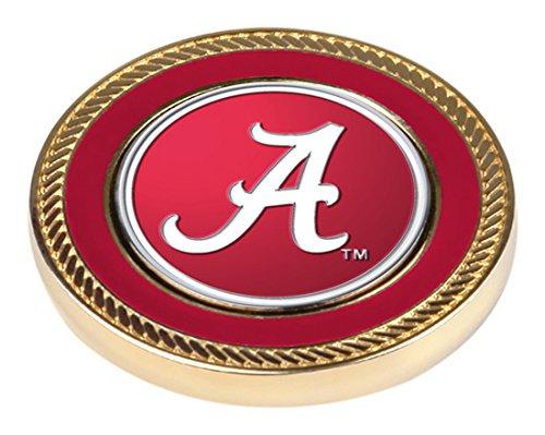 NCAA Alabama Crimson Tide - Challenge Coin / 2 Ball Markers