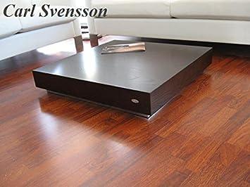 Diseño Mesa Mesa K de 555 nogal/Wengué Carl Svensson nuevo: Amazon ...