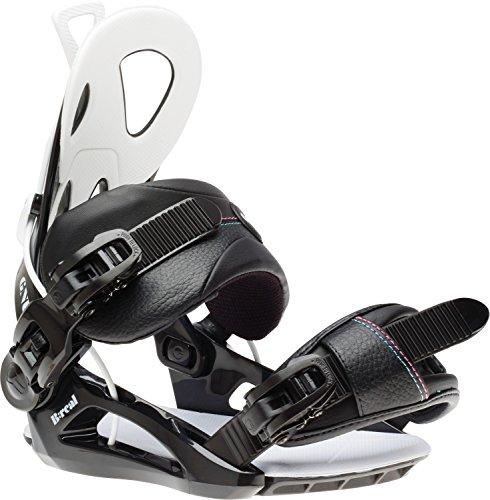 Gnu B-Real Snowboard Bindings Womens Sz S/M ()