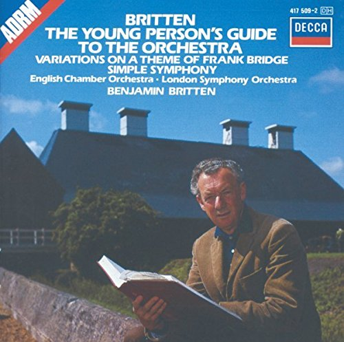 Frank Bridge - Britten: The Young Person's Guide to the Orchestra; Variations on a Theme of Frank Bridge; Simple Symphony
