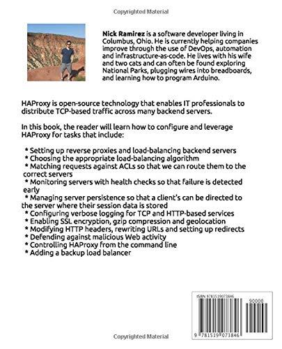 Amazon com: Load Balancing with HAProxy: Open-source