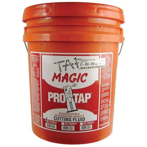 TAP MAGIC ProTap Biodegradable Cutting Fluids - Container Size: 5 Gallon Drum MFR : 30640P by Tap Magic
