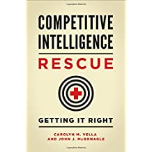Competitive Intelligence Rescue: Getting It Right