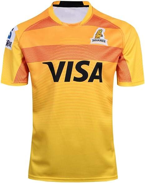 CRBsports Jaguares De Argentina, Jersey De Rugby,17,Nueva Tela ...