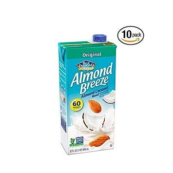 Leche de almendra sin lácteos: Amazon.com: Grocery & Gourmet ...