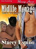 Midlife Menage [Ride 'em Hard 5] (Siren Publishing Menage Amour)