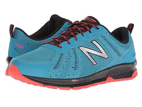 [new balance(ニューバランス)] メンズランニングシューズ?スニーカー?靴 Trail 590v4 Cadet/Black 7.5 (25.5cm) 4E - Extra Wide