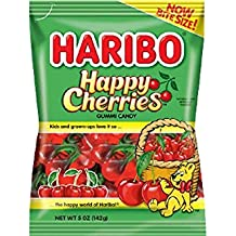 Haribo Gummies - Twin Cherries - 5 oz - 3 ct
