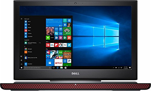 2018 Premium Dell Inspiron 15 7000 Gaming 7567 Laptop Computer (15.6 Inch FHD, Intel Core i5-7300HQ 2.5GHz, NVIDIA GTX 1050 TI 4GB Graphics, Backlit Keyboard, Windows 10) Choose Your RAM and SSD