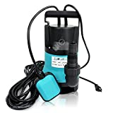 Best garden hose sump pump - BACOENG 1/2HP Clean/Dirty Water Submersible Sump Pump 2000GPH Review