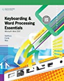 Bundle : Keyboarding and Word Processing Essentials, Lessons 1-55 + Keyboarding Pro Deluxe 2 Student License, VanHuss, Susie H. and Forde, Connie M., 1111488231