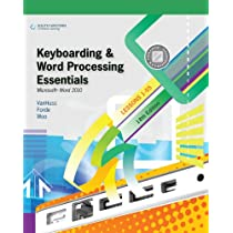Bundle: Keyboarding and Word Processing Essentials, Lessons 1-55 + Keyboarding Pro Deluxe 2 Student License (with Individual Site License User Guide and CD-ROM), 2nd