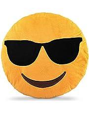 وسادة رمي برموز تعبيرية QQ أريكة ديكور سيارة وسادة - أنا بارد