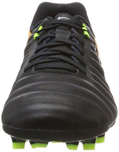 Niños Negro Naranja Zapatillas Fg Nike Jr Unisex Tiempo Iv Fútbol De Ligera zwfSqB