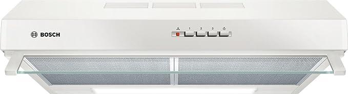 prix incroyables plus près de de style élégant Bosch Dul62fa50 Série 2 hottes / 60 cm/acier inoxydable. weiß