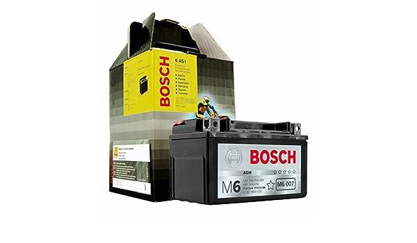 Bosch Battery ytx7l de BS: Amazon.es: Coche y moto