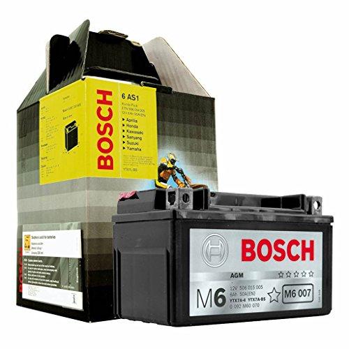 Roller Moped Batterie Bosch High Power YT4L-BS / YTX4L-BS wartungsfrei >> Verkaufspreis inklusive 7,50 EUR gesetzlicher Batteriepfand