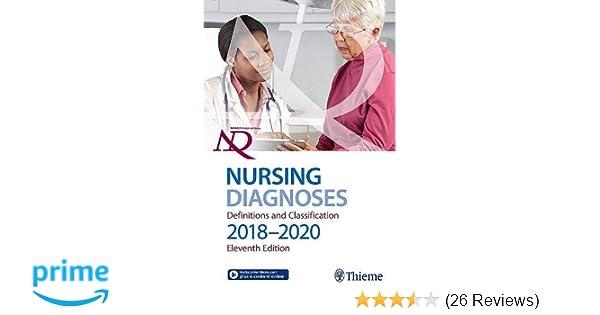 Nanda List 2020.Nanda International Nursing Diagnoses Definitions