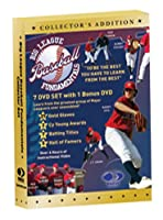 DynaFlex Big League Baseball Fundamentals Training 7 DVD Set