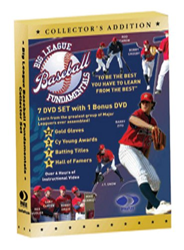 Rod Carew Hitting (DynaFlex Big League Baseball Fundamentals Training 7 DVD Set)
